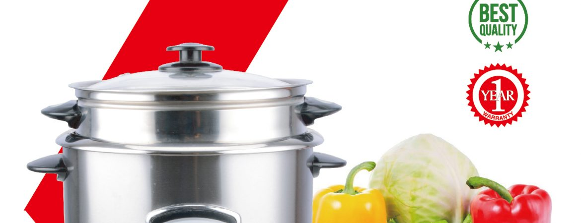 Make your cooking Easy with Rice Cooker